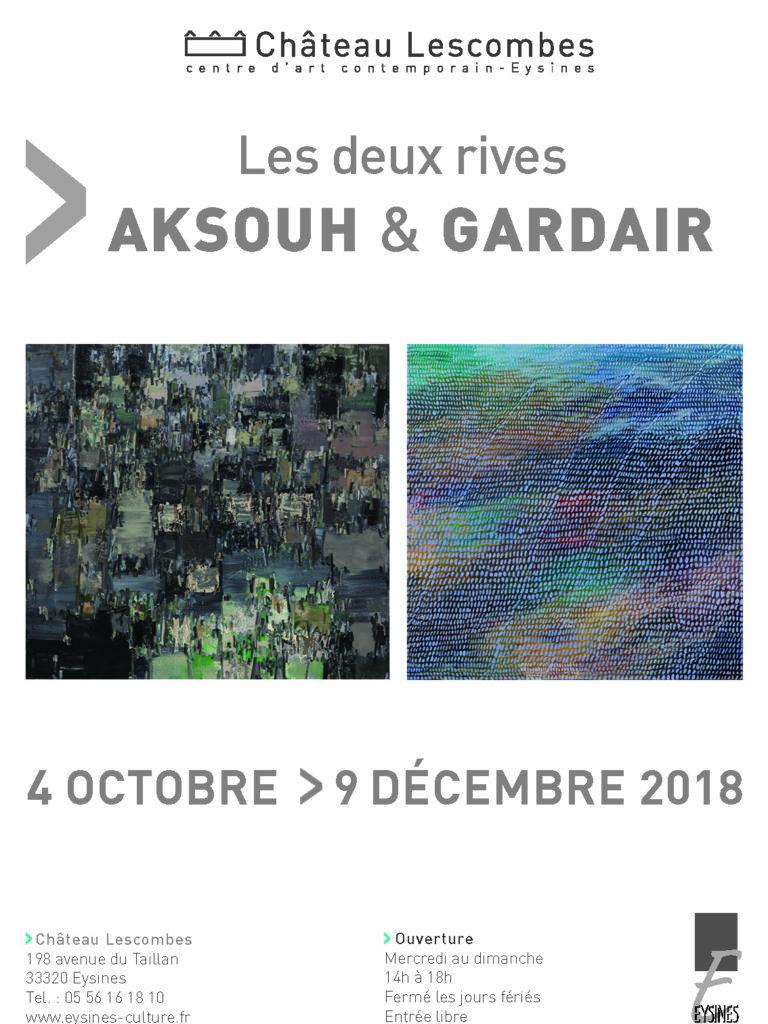 Exposition AKSOUH et GARDAIR