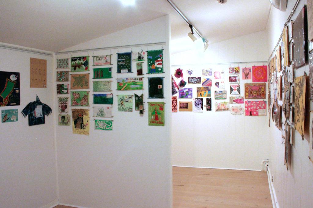 Salle 11 - Création postale