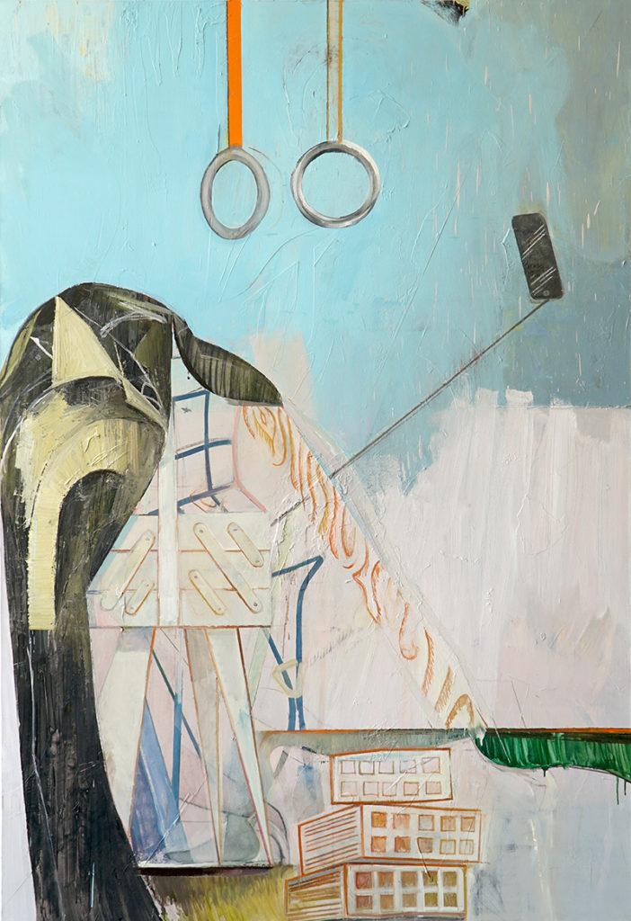 Exposition Olivier PASSIEUX – «Ricochets et moments ordinaires»