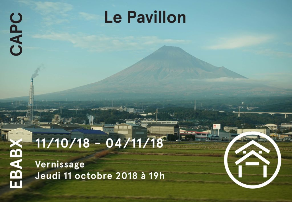 Le Pavillon : Restitution of the International Creation Residency of the EBABX –  2017-2018