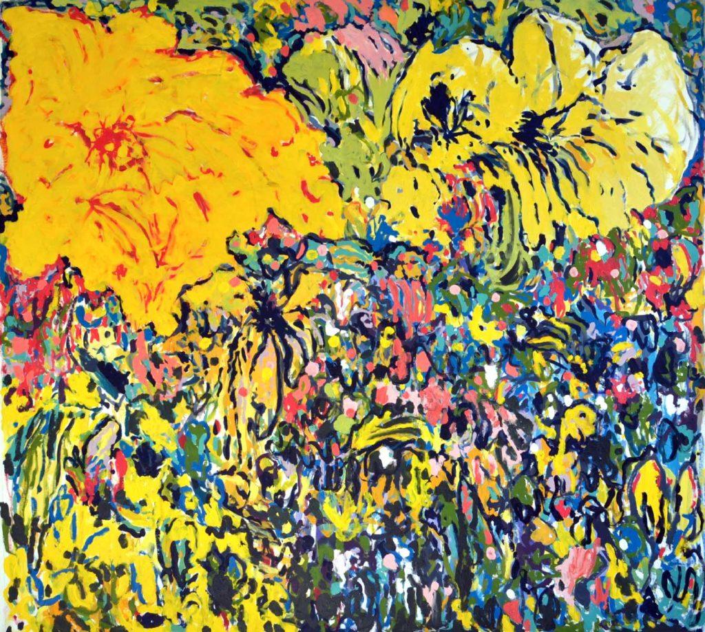 Messe des fleurs - Clotaire LEHOUX