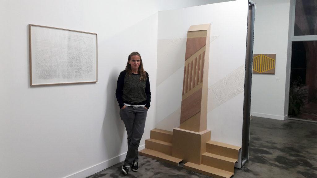 Jeanne Tzaut, artiste