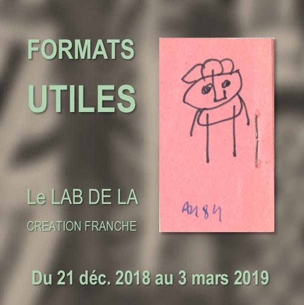 Formats Utiles, le LAB de la Création Franche