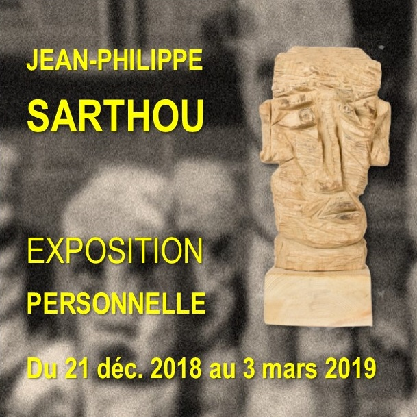 Jean-Philippe Sarthou, exposition personnelle