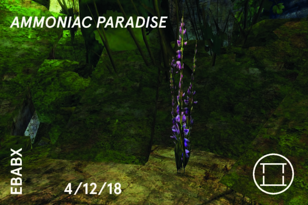 [Exposition] AMMONIAC PARADISE