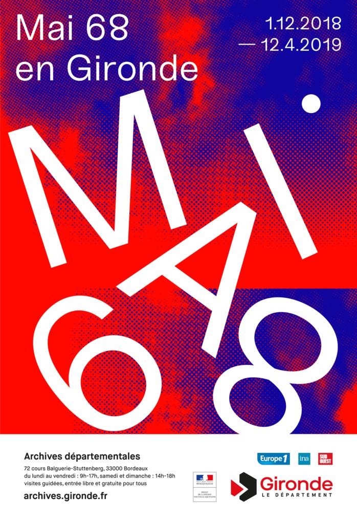 MAI 68 en Gironde