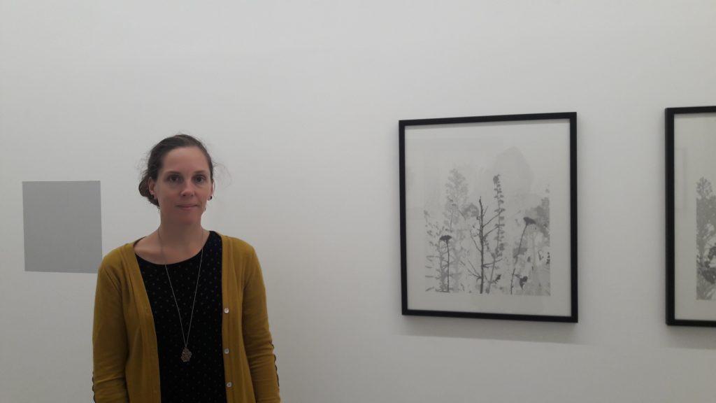 émilie Bernard, galerie La Mauvaise Réputation, Bordeaux