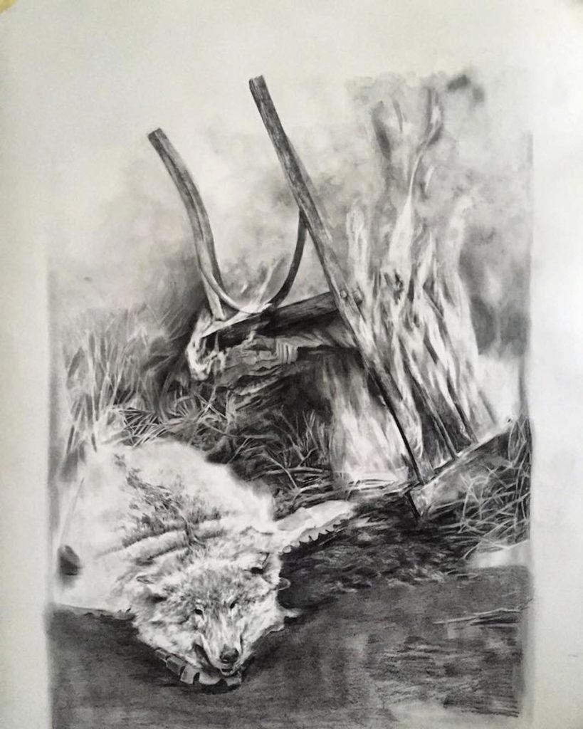 Exposition Magdalena Lamri