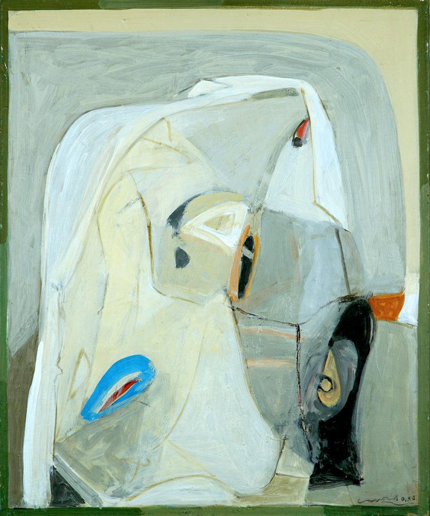 Philippe Conord - Sans titre - 81 X 65 cm - Huile sur toile - 2011