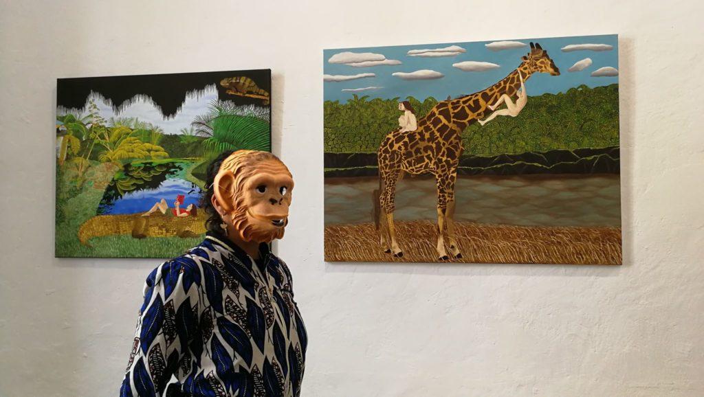 Nadia Russell Kissoon, Monkey Mood Galerie et Agence Créative