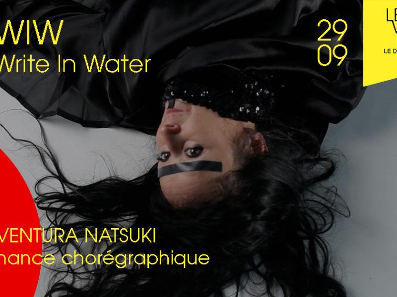 Anna Natsuki Ventura, artiste