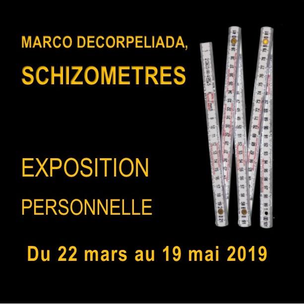 Marco Decorpeliada, Schizomètres