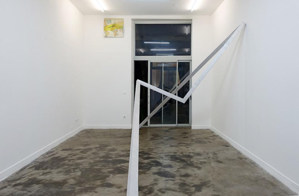 Exposition Nervures à la Galerie 5un7 © Alice Raymond, Élise Girardot