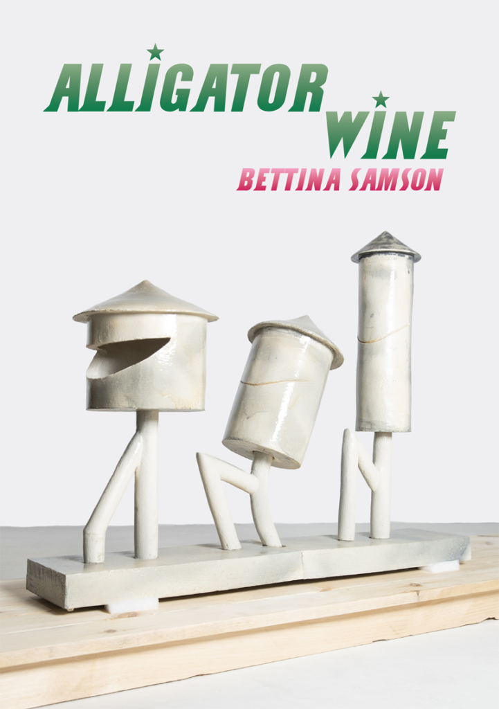 Alligator Wine – Bettina Samson