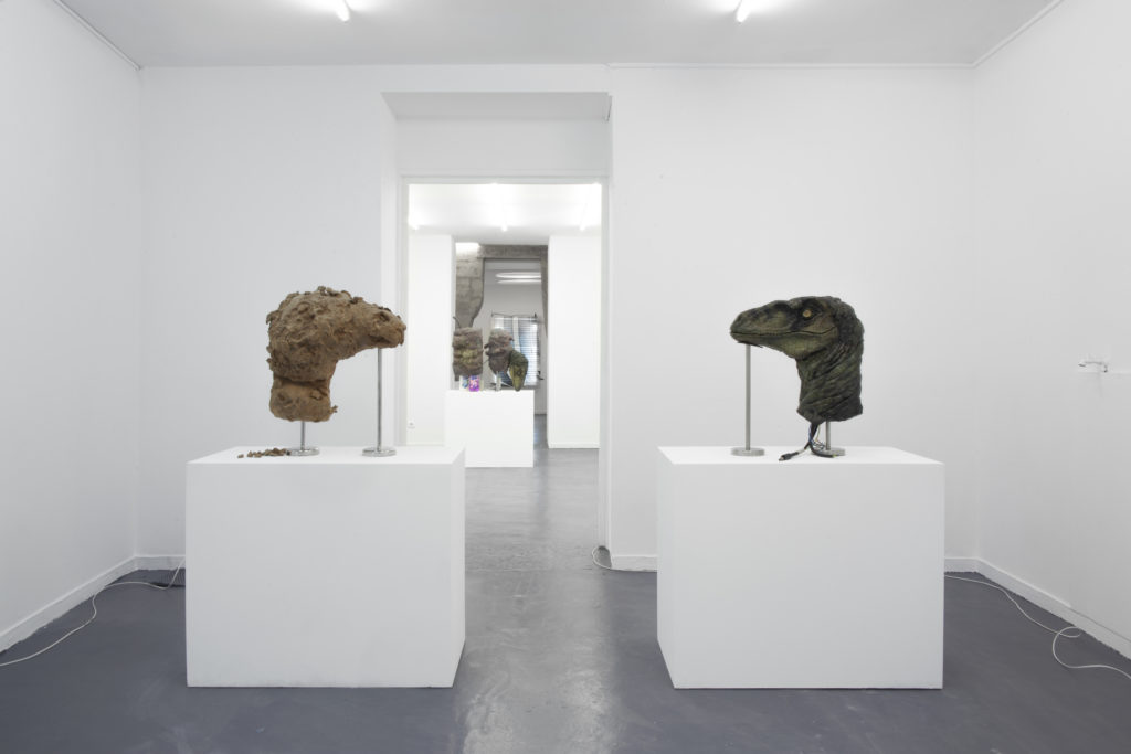 Exposition Basic Extinct, © Silicone, espace d'art contemporain