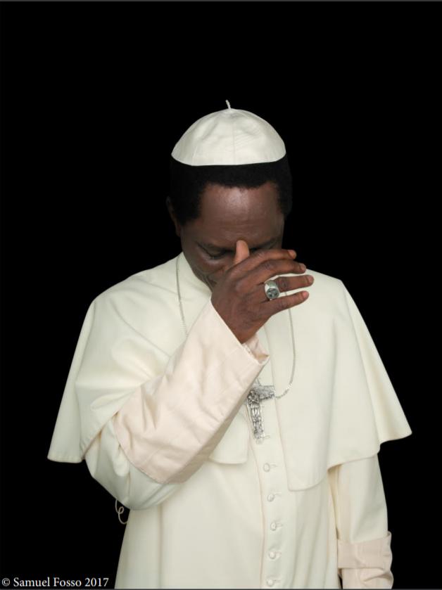 «BLACK POPE»