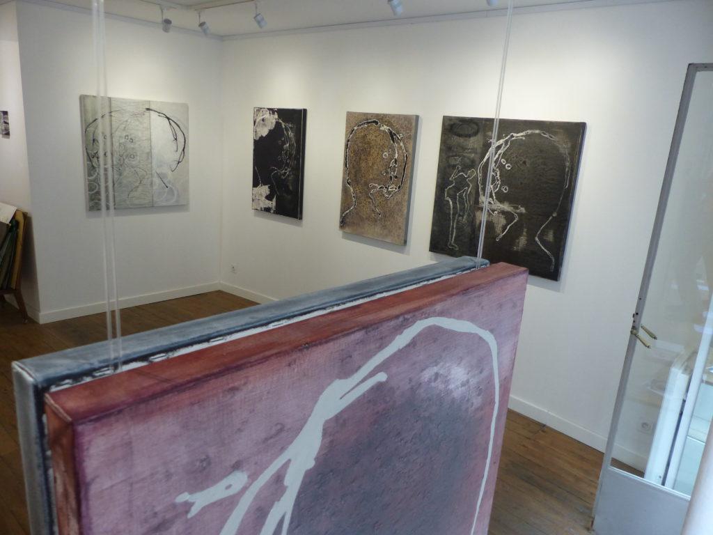 Exposition Franca Ravet