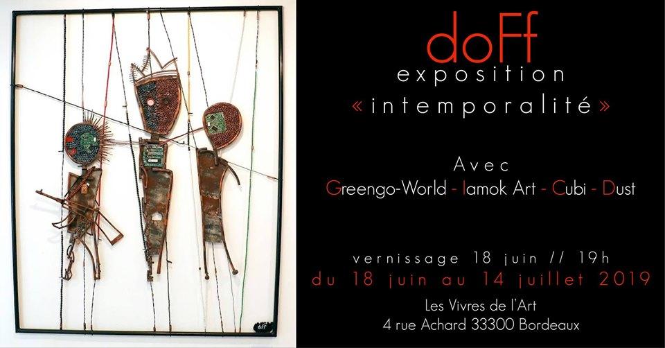 Exposition Intemporalité par doFf