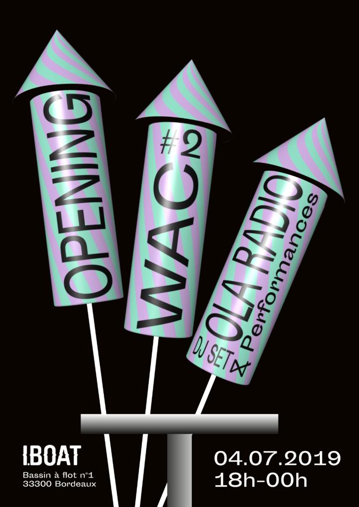 Soirée de lancement du WAC#2