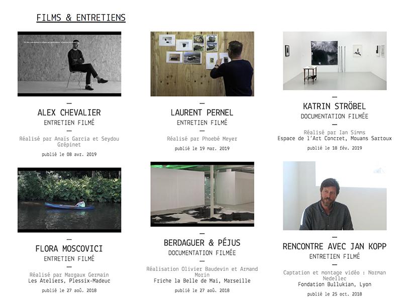 Projection – Documentation filmée – W.A.C #2 – Soirée d'ouverture