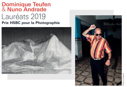 Exposition des Lauréats 2019 du Prix HSBC pour la Photographie