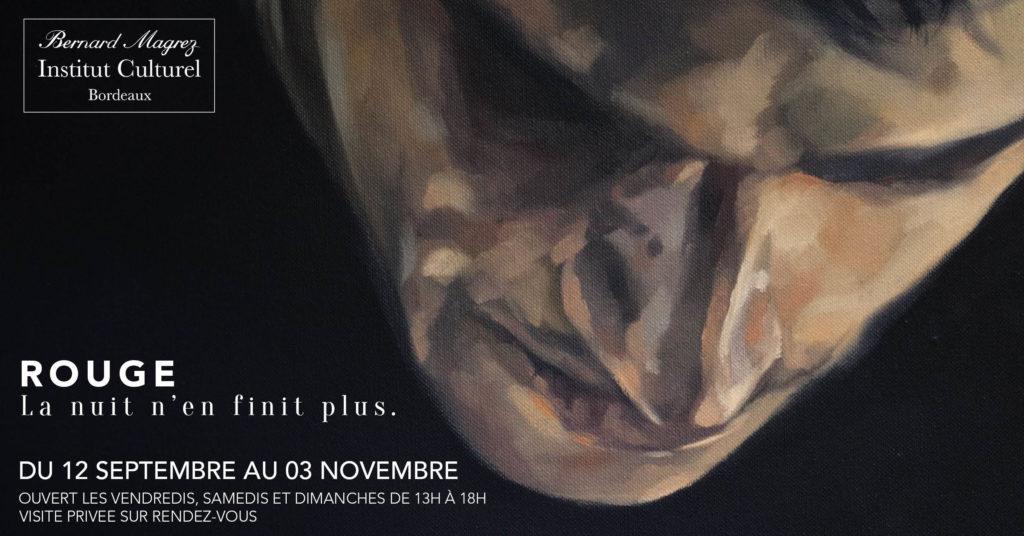 EXPOSITION CONSACRÉE A ROUGE – La Nuit n'en finit plus»