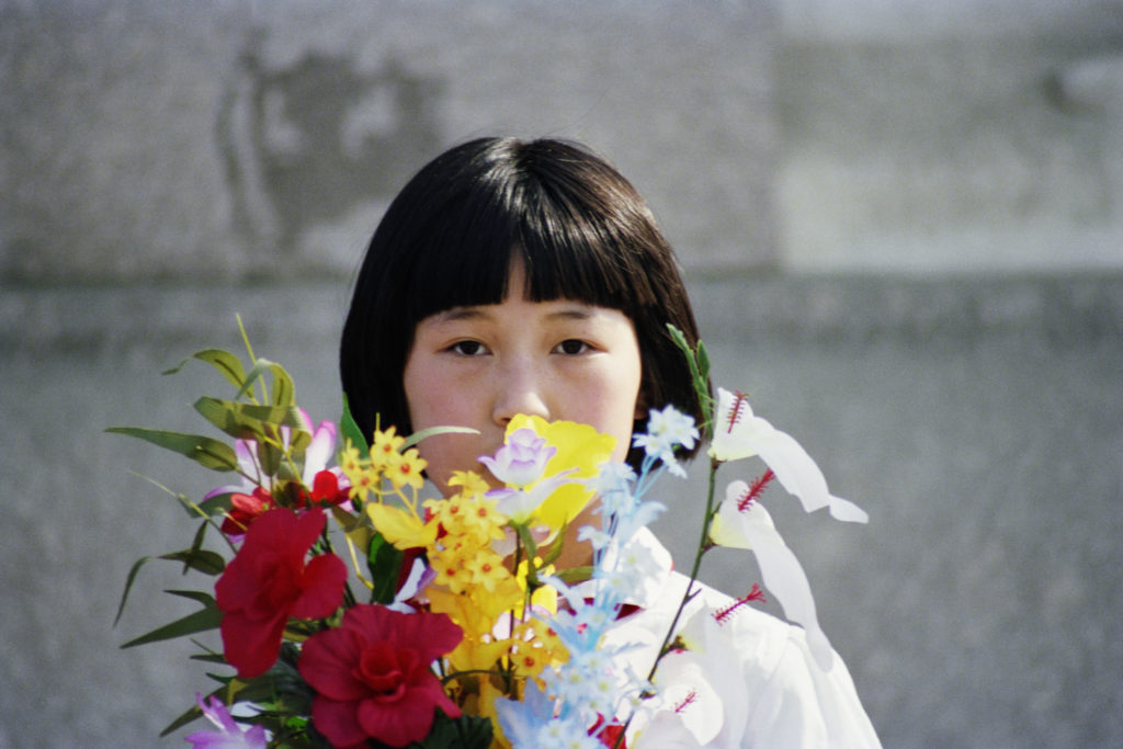 Thierry Jadot Monument aux héros du Peuple, Place Tian'anmen, Pékin, 1989