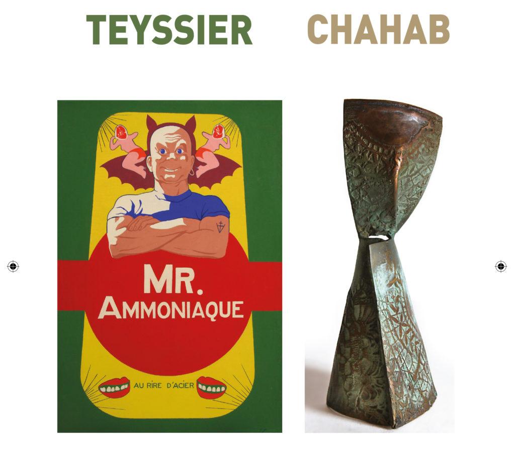 TEYSSIER  CHAHAB