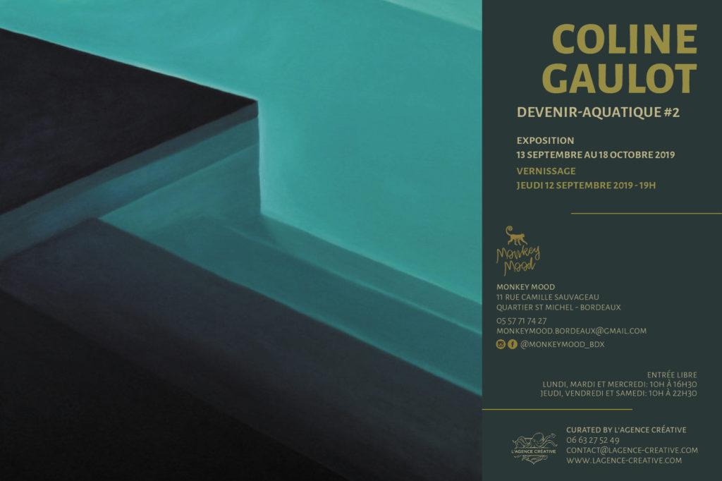 DEVENIR-AQUATIQUE #2  de COLINE GAULOT / L'Agence Créative