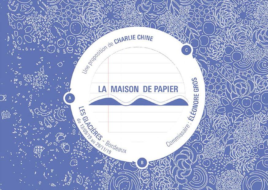 LA MAISON DE PAPIER, Charlie Chine