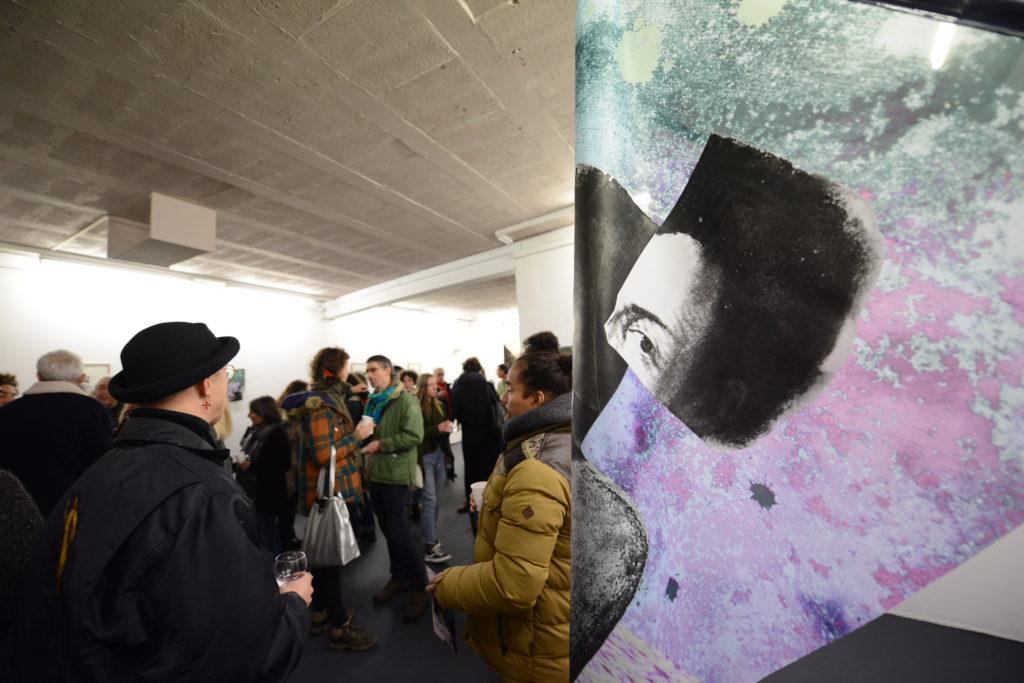 Vernissage de l'exposition