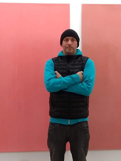 Lionel Scoccimaro à la Galerie La Mauvaise Réputation,