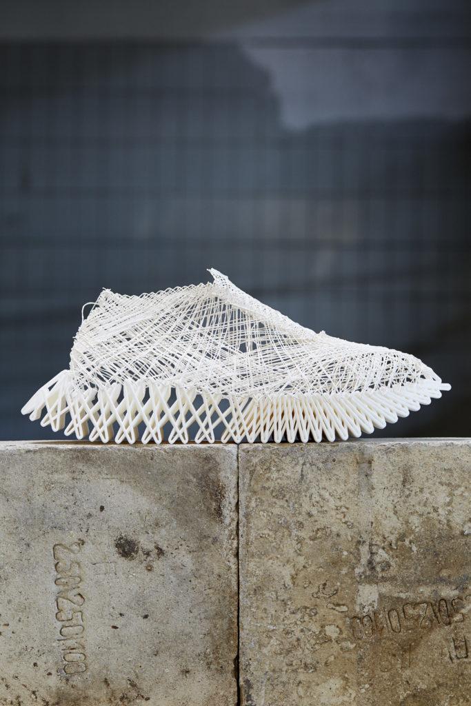 Martin Sallières, projet Shoelab, 2018 © Martin Sallières