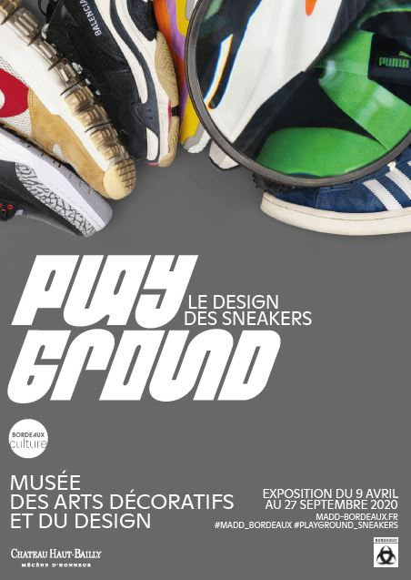 Playground – The design of sneakers