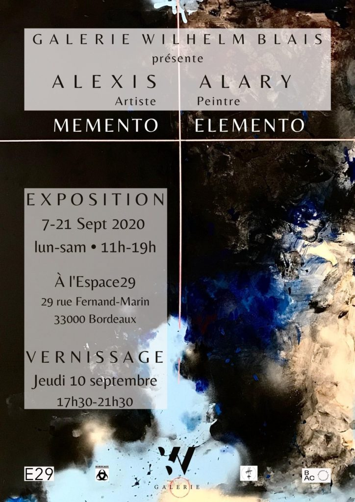 Memento Elemento – Alexis Alary
