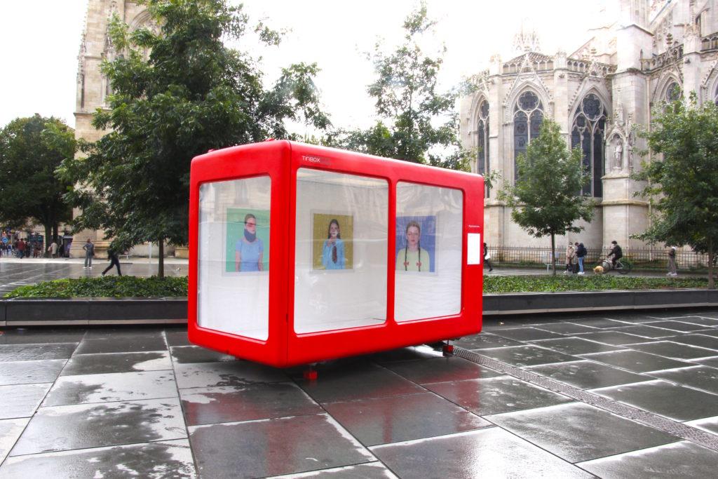 À LA RECHERCHE DE L'OBJET PERDU, CLAUDIA MASCIAVE, GALERIE TINBOX