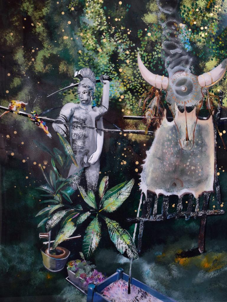 Le jardin des orgueilleux / Muriel Rodolosse