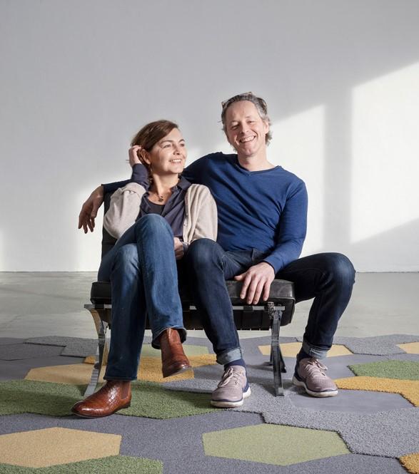 Angelika & Markus Hartmann © Maren Katerbau, Berlin