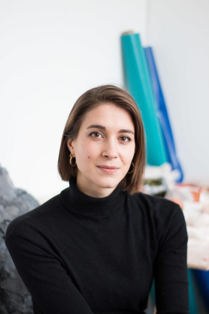 Hélène Bleys, artiste