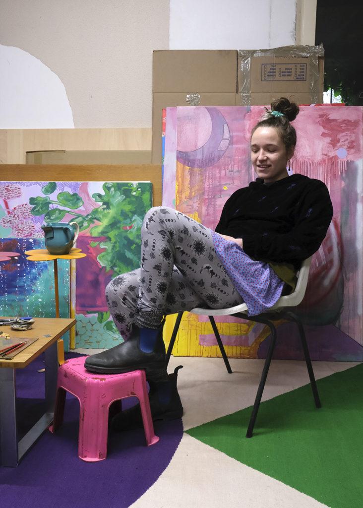 Simone Schiefer, artiste