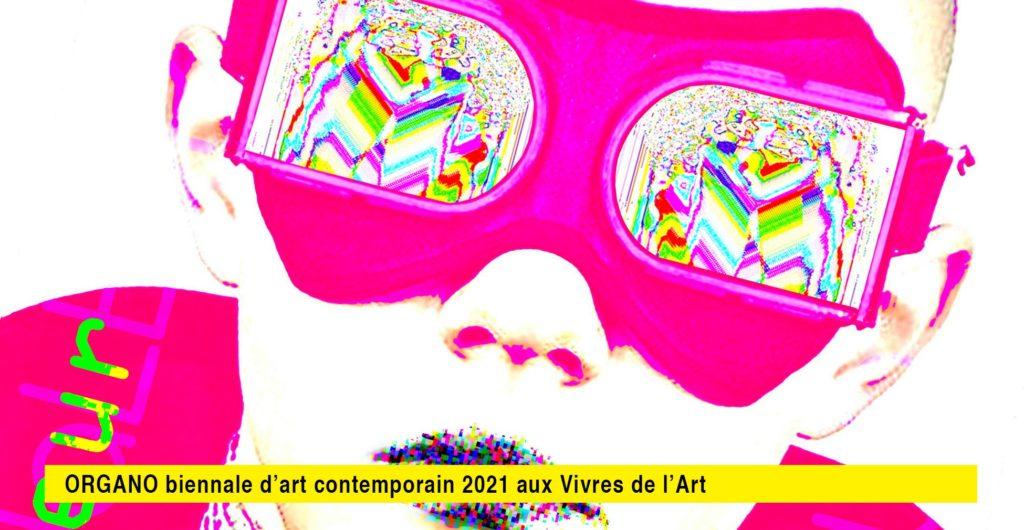 BIENNALE ORGANO COULEUR AUGMENTÉE «CORPS ET ARTS VISUELS»