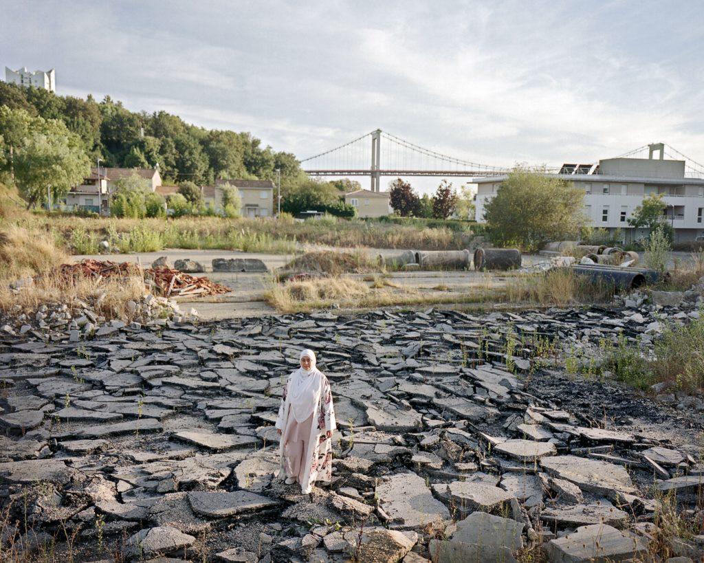 «De l'autre côté du fleuve» exposition photographies Maitetxu Etcheverria